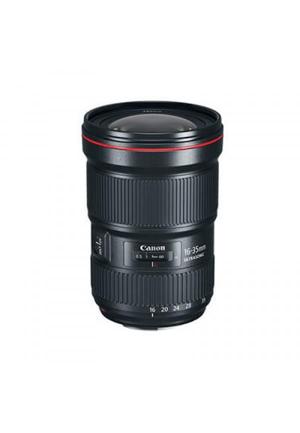 Canon Lens EF 16-35mm f2.8 L III USM