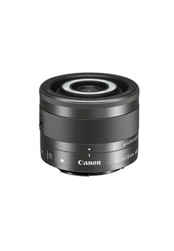 Canon Lens EF-M28mm f/3.5 Macro IS STM