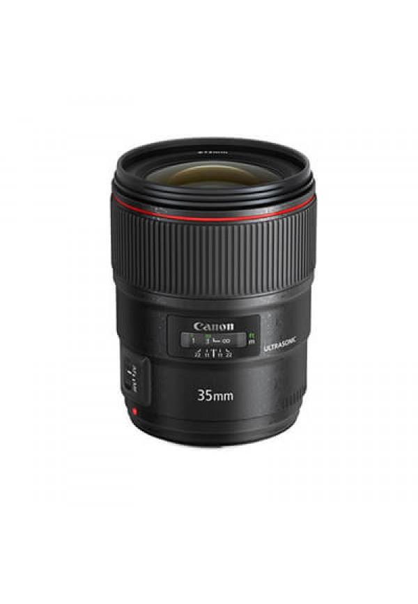 Canon Lens EF35mm f/1.4 L II USM