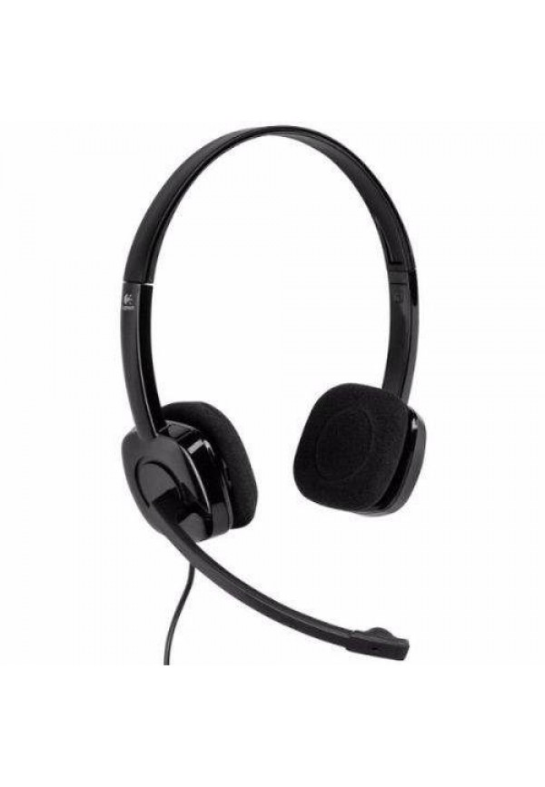 Logitech H 151 Stereo Headset