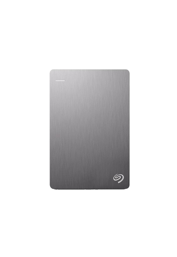 SEAGATE Backup Plus SLIM USB 3.0 2TB [STDR2000301] – Silver