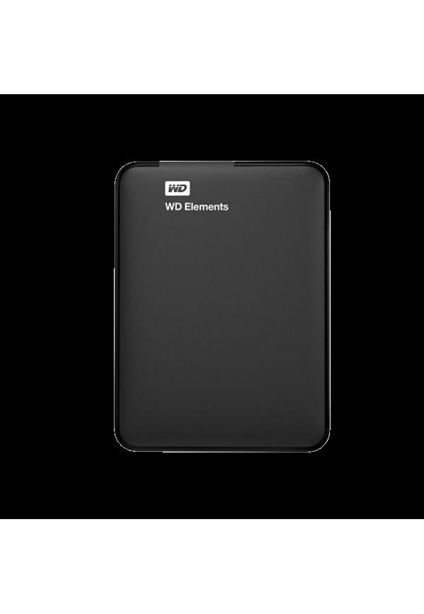 WD Elements New Edition USB 3.0 1TB [WDBUZG0010BBK]